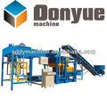 Qt4-25 semi empilhador automático bloco de concreto máquina
