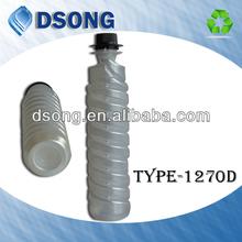 Empty toner cartridge for Ricoh Aficio 1515 copier (TYPE1270D/1170D)