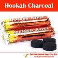 40mm shisha de narguilé charbon de bois, tabac à pipe gratuite