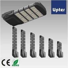 Popular sale black housing 120w led street light
