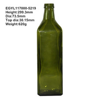 extra virgin olive oil glass bottle greece