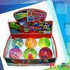 2014 Hot Sale Hi Bounce Glitter Water Balls 100mm
