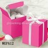 make wedding sweet boxes