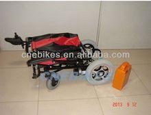 Electric wheel chair conversion kit