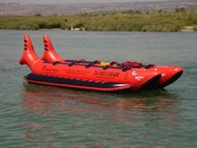 The Red Shark Heavy Commercial PVC- 10 Passenger