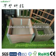 Plástico- madeira composto terraço/jardim diy telha 30*30cm