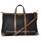 2014 Fancy travel sport vintage leather Cute duffel bag