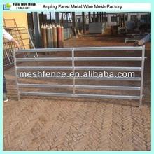 wholesale cheap steel galvanized goat fence panels