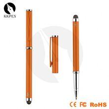 metal clip ballpoint pens finger ballpen