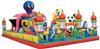 2014 Hot sale inflatable bouncer bouncy castle