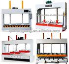 Hydraulic Plywood Cold Press Machine, Pre Press, Wood Door Cold Press