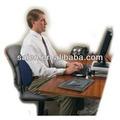 Com tampa redonda cadeira almofadas de neoprene para trás/apoio lombar cinta