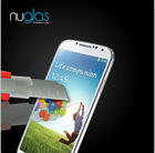 9h anti glare screen protector tempered glass, nuglas brand with best quality