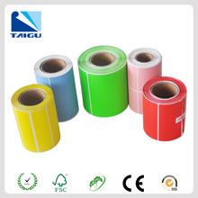 bulk glossy paper self adhesive