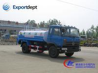 water tanker transport truck sprinkler water truck cart