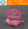 Wire breeding wholesale folding bird cage, small/large pet cages