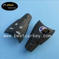 Botón suave!! Cubierta de llave inteligente para saab de cuatro botones clave de shell clave de saab