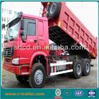 30ton dump truck, 336hp dump truck loading 20ton ~30ton