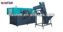 Automatic blow molding machine with preform feeding unit