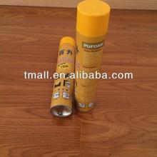 Rigid PU Foam Adhesive Polyurethane Foam Products 750ml 500ml 300ml 2014 New