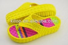 new design eva lady sandal 2014