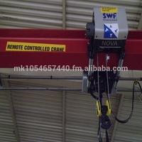 Single girder hoist - overhead crane - monorail hoist-crane