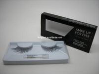 Hand made strip fur real Mink Eyelash high quality lash case