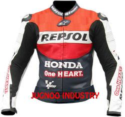 Honda One Heart jacket motorcycle