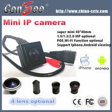 New Product 2.0 Megapixel IP Network Camera HD Secret Cam