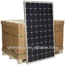 hot price mono 230 watt photovoltaic solar panel