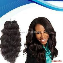 High quality Brazilian hair Italian wavy italian hair extensions
