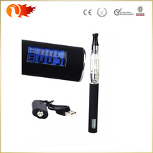 Electronic cigarette made in germany ego battery with lcd display