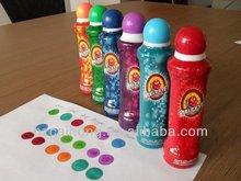 rainbow marker bingo game pen dauber pen CH-2811
