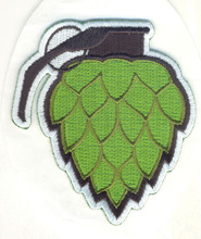 peel&stick embroidery patch