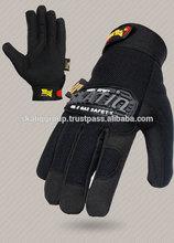 PRIVATE LABELING Mechanic Gloves HIGH GRIP / IMPACT / ANTI VIBRATION EN388