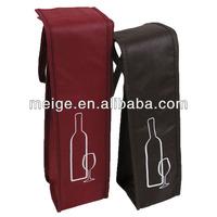 Hot Selling wine bag/Newly wine bag /tie wine bag
