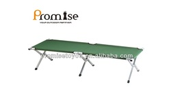Folding camping bed beach bed