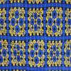 Stock lot african kain baju fabric wax print super wax fabric hollandais kain cotton supplier china zhejiang