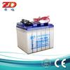 Battery for solar system 12V 33AH ,solar powered battery heater