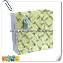 Art Paper Carry Bag for Shopping