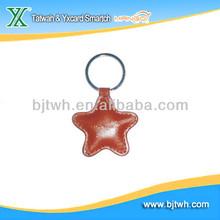 Leather Keychain,Leather Key Ring,Key Holder Key Fob
