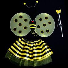 moda ali delle api fairys ala per i bambini partito decorazione