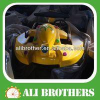 High Qulity Amusement Rides Ground Net Bumper Car high quality high quality high quality family game machine scrap plastic car b