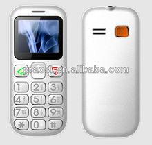 1.77'' color display elder phone / low radiation elder phone/2 sim card