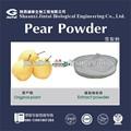 pearfruit watersolulbe extracto en polvo jugo concentrado de pera