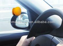 cute mini sponage ball car audio speaker