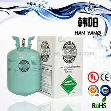30lb| 13.6kg R134a, refrigerant gas 134a, refrigerant r134a