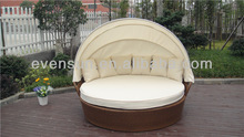 outdoor daybed,outdoor rattan furniture,sun loungers