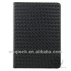 For Ipad air case Knit lines holster cover case for ipad air 6 colos available with wholesale price