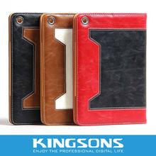 Popular PU leather case for ipad mini
